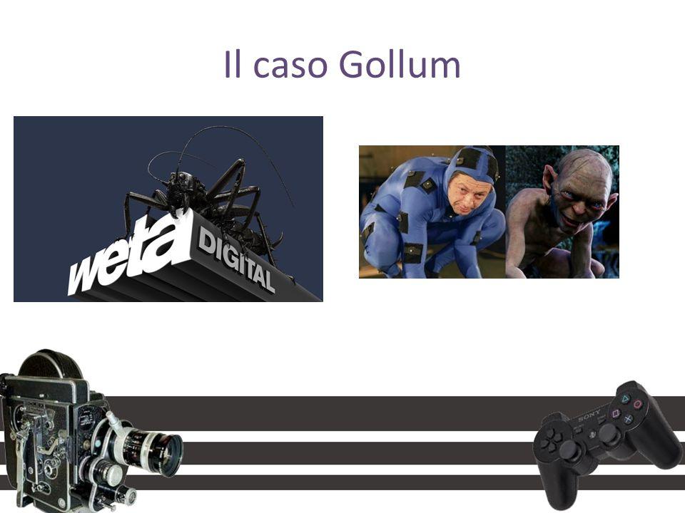 Il caso Gollum