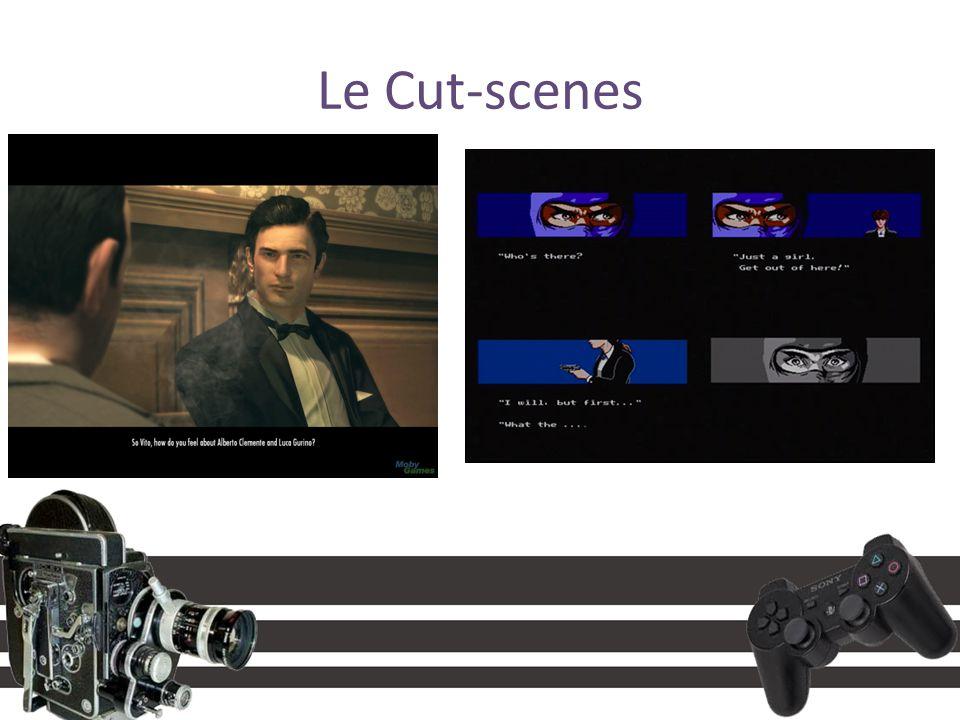 Le Cut-scenes