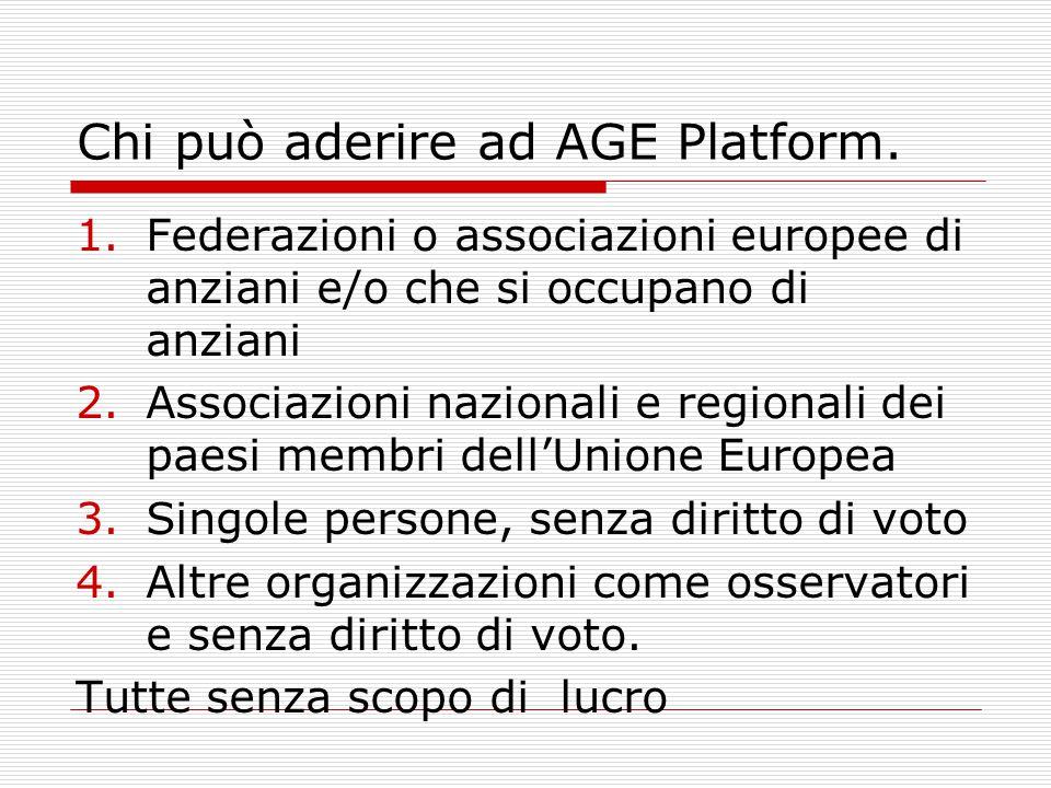 Chi può aderire ad AGE Platform.