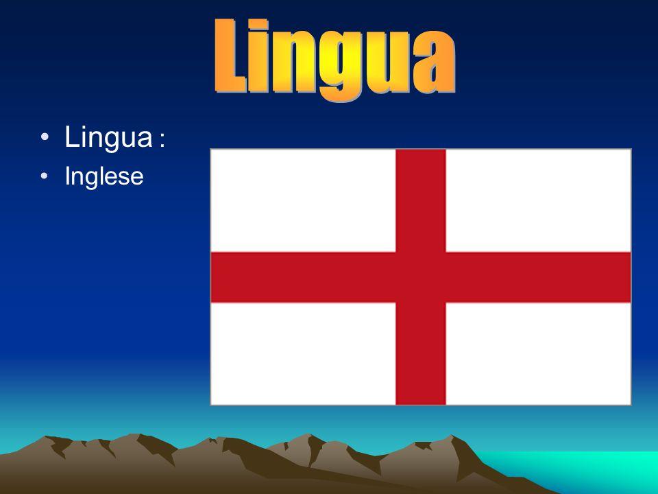 Lingua : Inglese