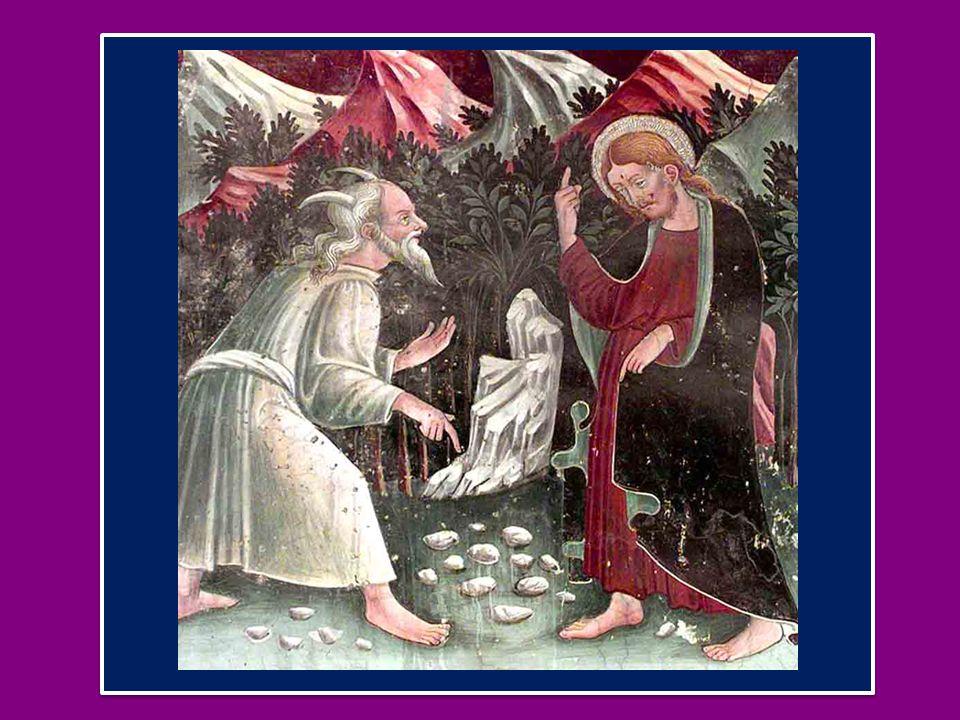 Benedetto XVI ha introdotto la preghiera mariana dell' Angelus dal Palazzo Apostolico in Piazza San Pietro nella I Domenica di Quaresima / B 1 marzo 2