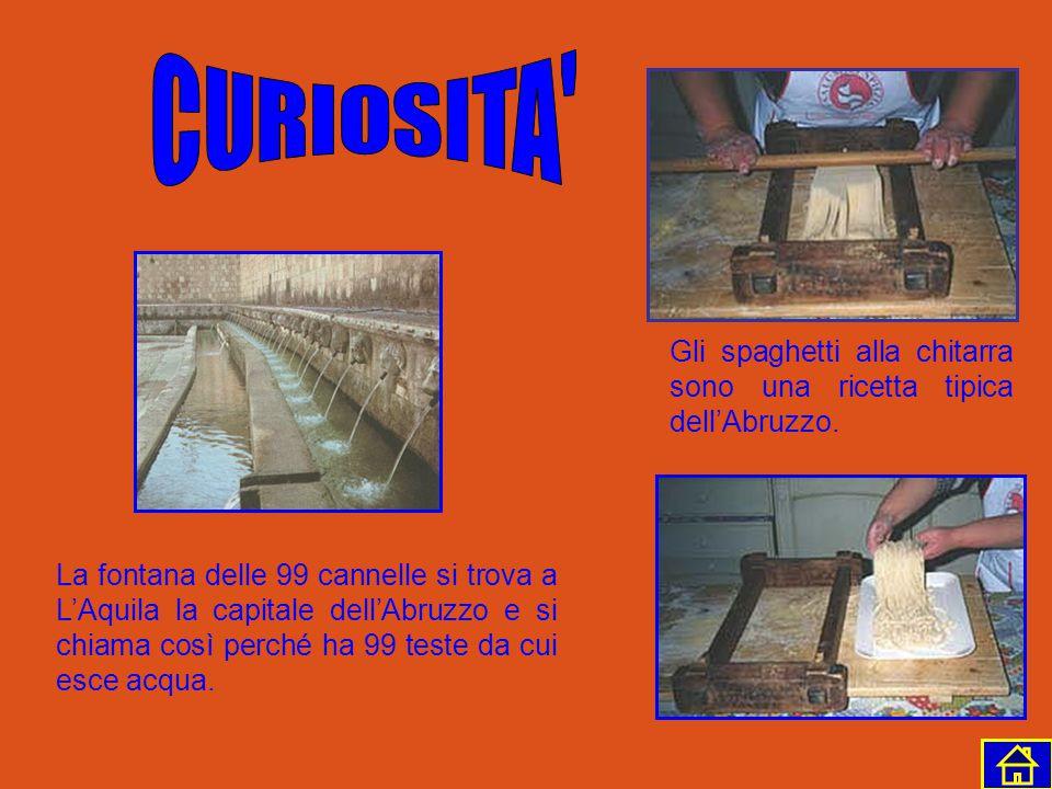 Provincia di Chieti Provincia di Pescara Provincia di L'Aquila Provincia di Teramo NORD EST SUD OVEST