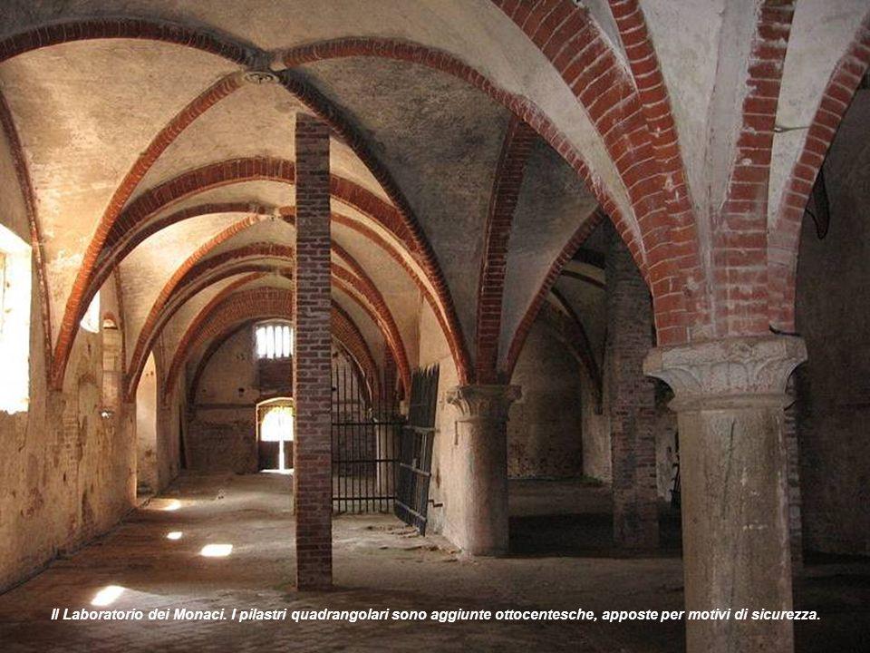 Il Laboratorio dei Monaci.