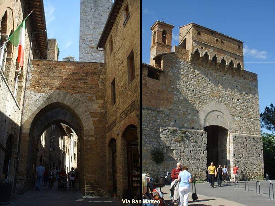 Via San Matteo