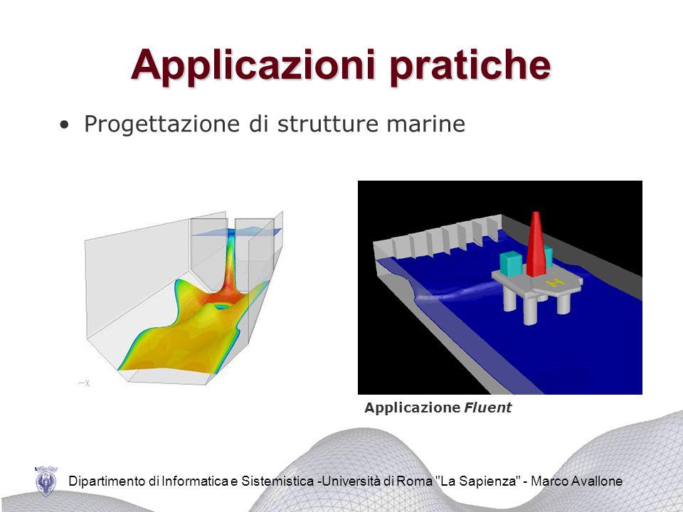 Dipartimento di Informatica e Sistemistica -Università di Roma La Sapienza - Marco Avallone Applicazioni pratiche Produzioni cinematografiche Terminator 3.