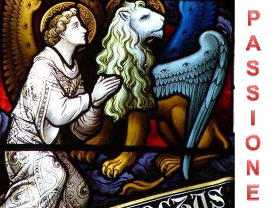 Il processo giudaico Condotto innanzi a Caifa, afferma assai sereno d'esser Figliò di Dio, seduto sul suo tron.