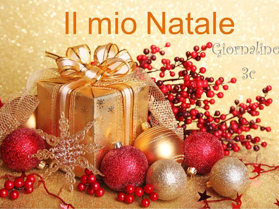Il mio Natale Giornalino 3c