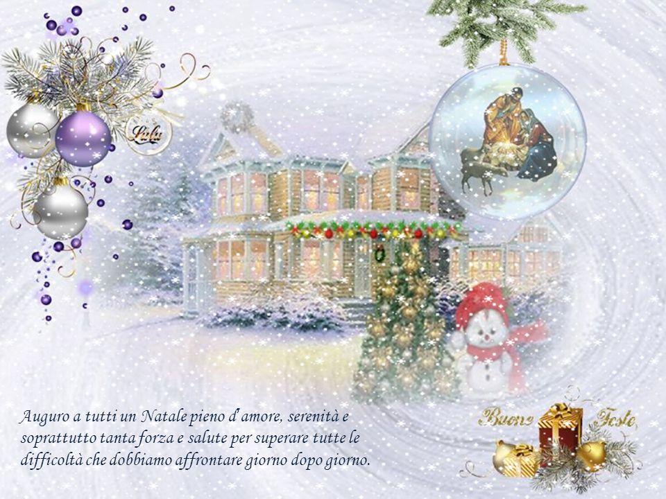 Felice Natale a tutti coloro che condividono il desiderio di un mondo migliore pieno di pace e di speranza, qualunque sia il loro credo.