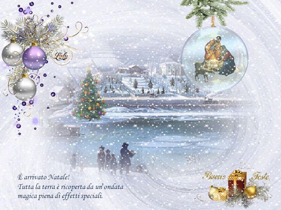 Composizione e grafica: Lulu Musica: A. Rieu, White Christmas