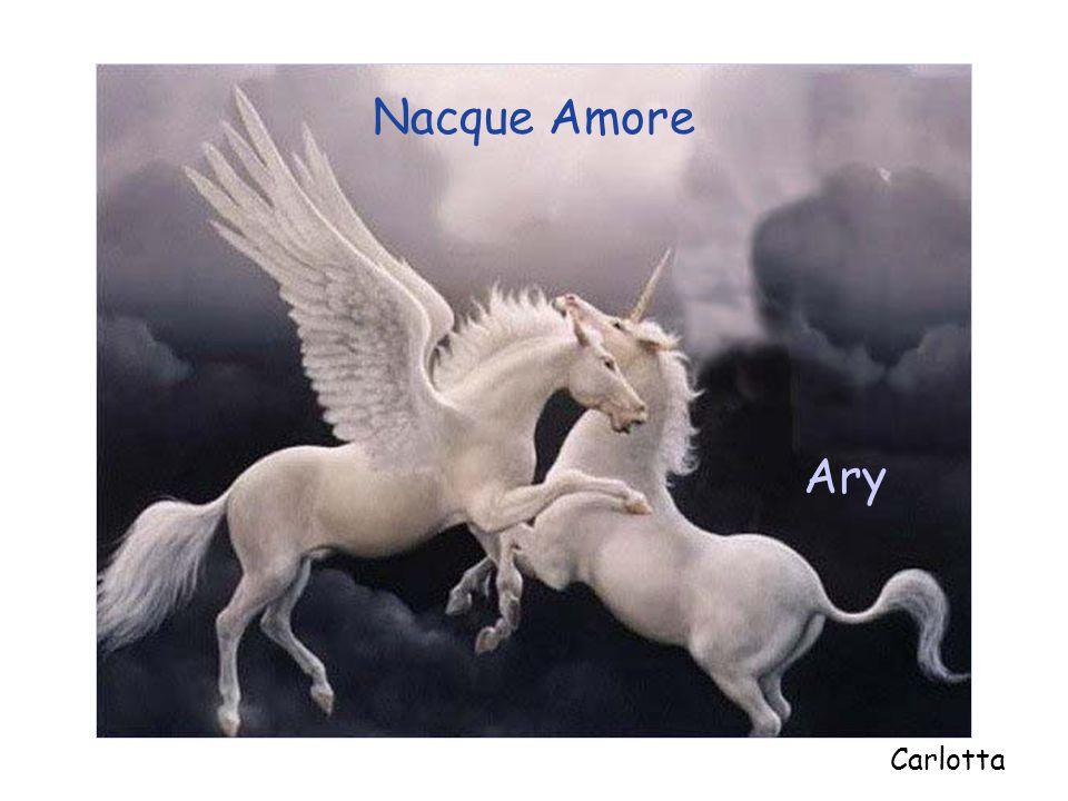 Nacque Amore Ary Carlotta