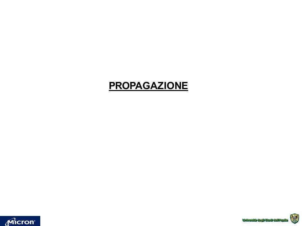 BIBLIOGRAFIA SPECIFICA RELATIVA ALLA PROPAGAZIONE [1] T.