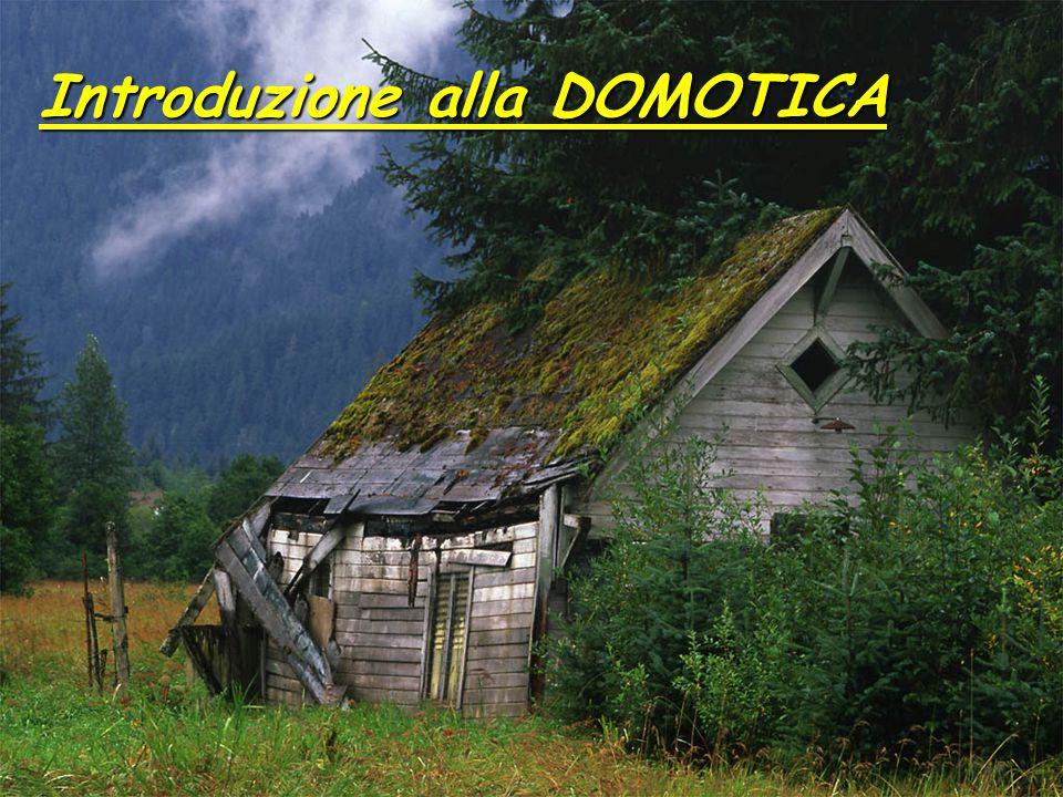 UNIVERSITA' DEGLI STUDI DI PARMA 22 Settembre 2003 Introduzione alla DOMOTICA