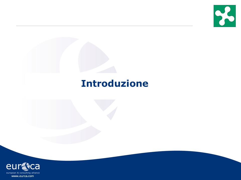 www.eurca.com Introduzione