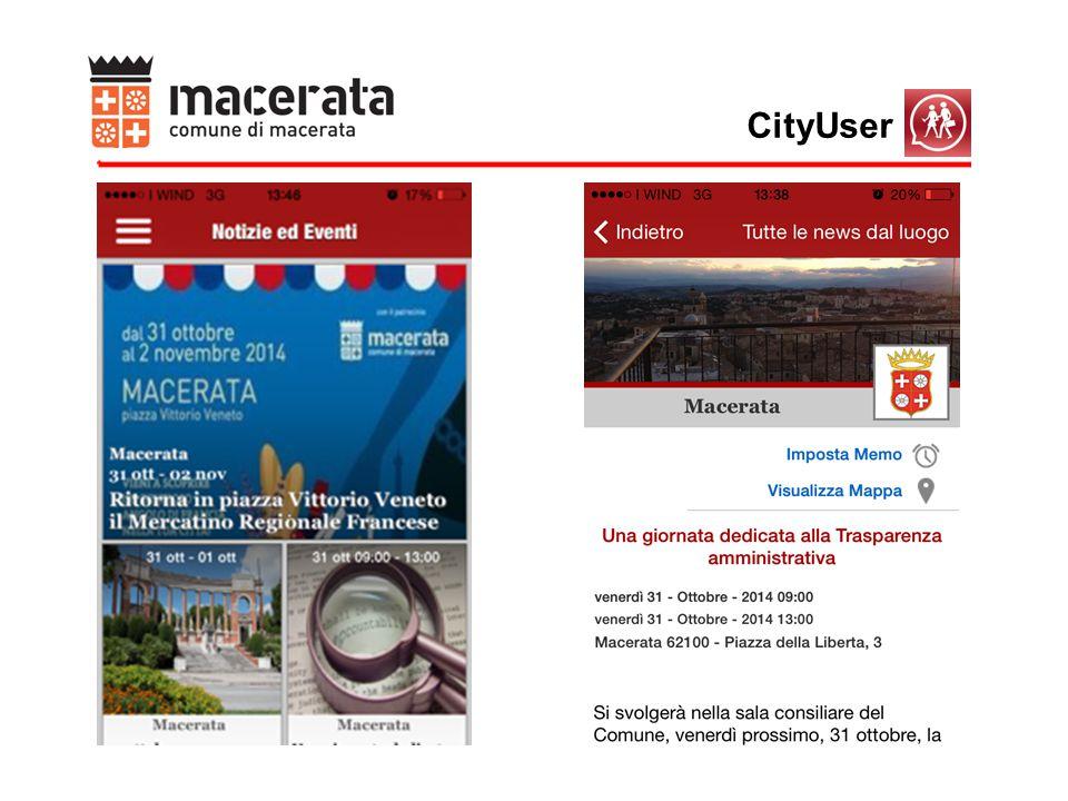 CityUser