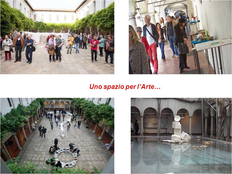 Uno spazio per l'Arte…