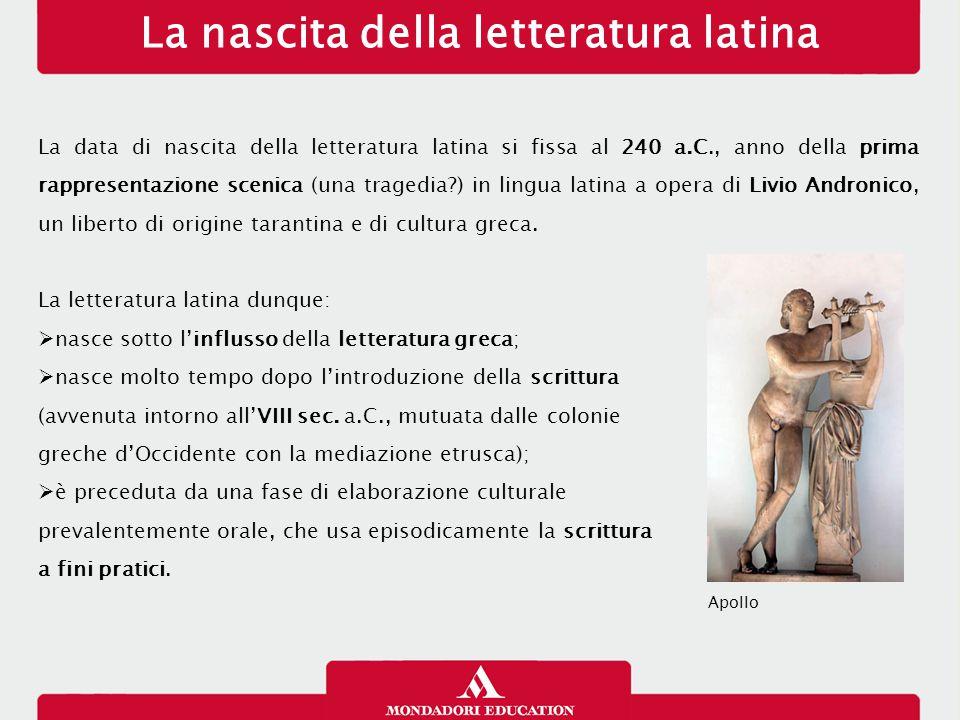 I primi documenti in lingua latina I più antichi documenti in lingua latina sono testimonianze epigrafiche che attestano un uso della scrittura legato alle occasioni della vita pratica, privata e pubblica.