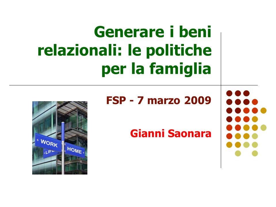 Gli indicatori demografici - IPF 2007
