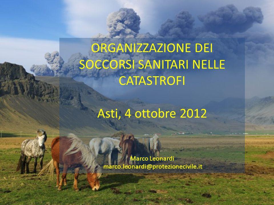 Rete dei Centri Funzionali Sala Situazione Italia COMUNICAZIONI IN TEMPO REALE I.N.G.V.