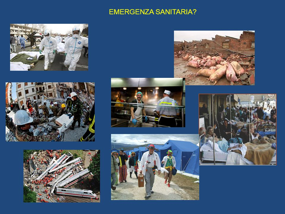 DISASTRI NATURALI - CLASSIFICAZIONE Centre for Research on the Epidemiology of Disasters (CRED) Disaster Data: A Balanced Perspective July 2008 But… hazard are natural, disasters are not!