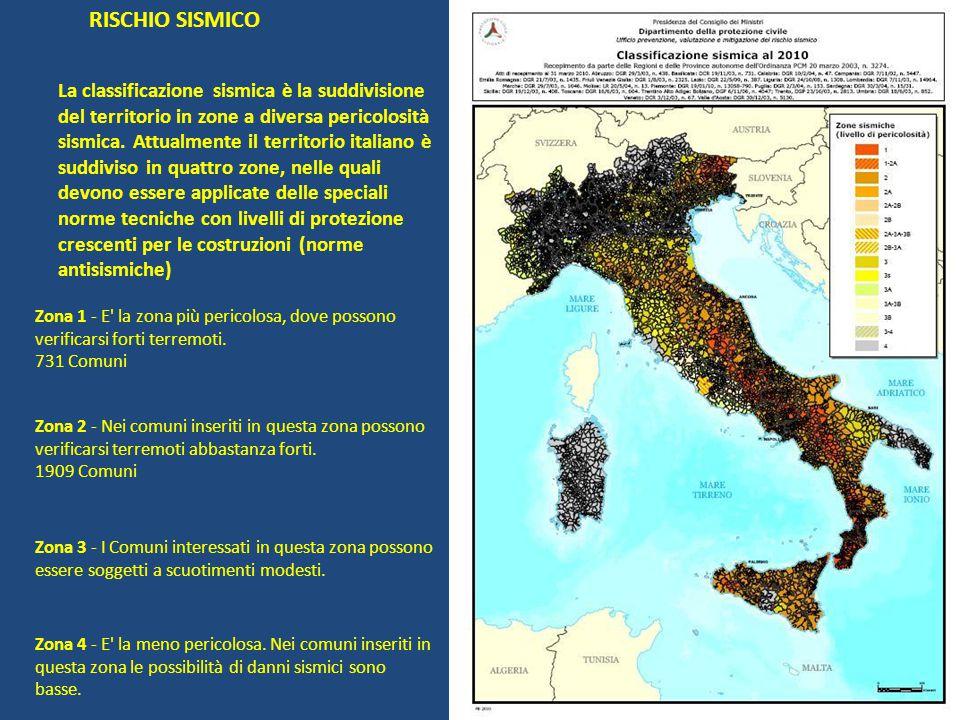 COMITATO OPERATIVO (Decisioni operative) COMMISSIONE GRANDI RISCHI (consulenza tecnico- scientifica) DI.COMA.C.