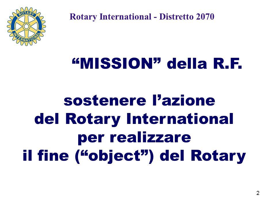 2 MISSION della R.F.