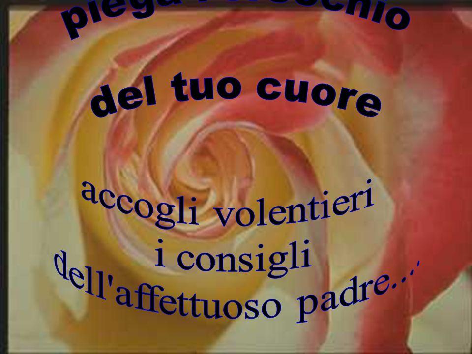 Dalla Prologo della Regola di San Benedetto