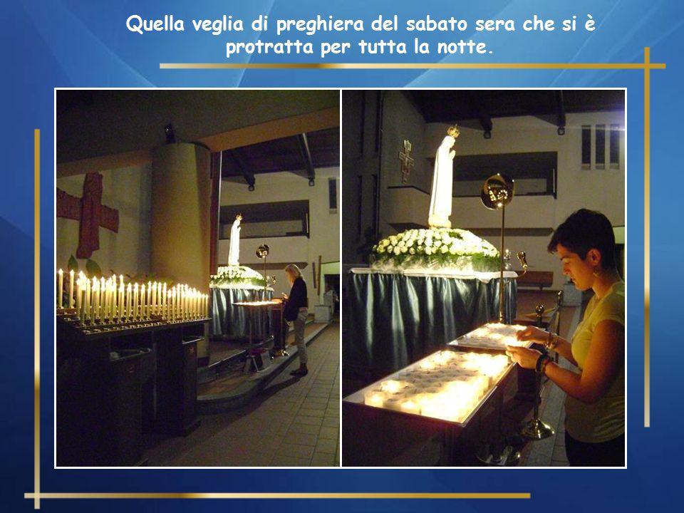Quei tantissimi ammalati e anziani che guardavano la Statua con occhi intensi e alla fine si sono stretti attorno all'amato Cardinale Tettamanzi che l