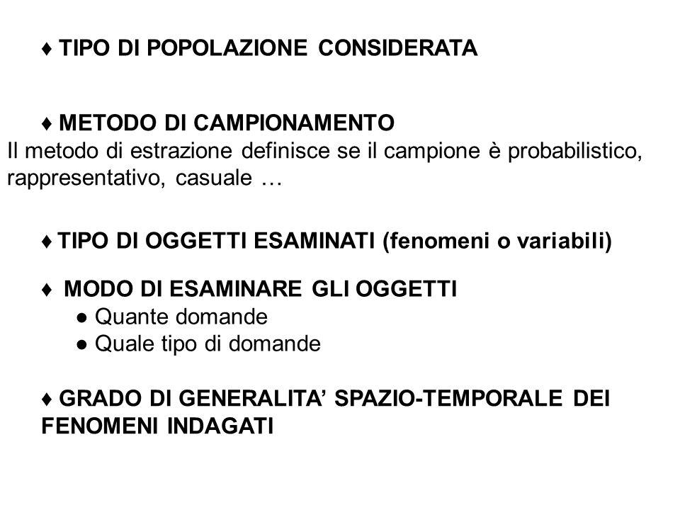 5.STRUMENTI DI MISURA/MODALITA' DI RACCOLTA DATI A.