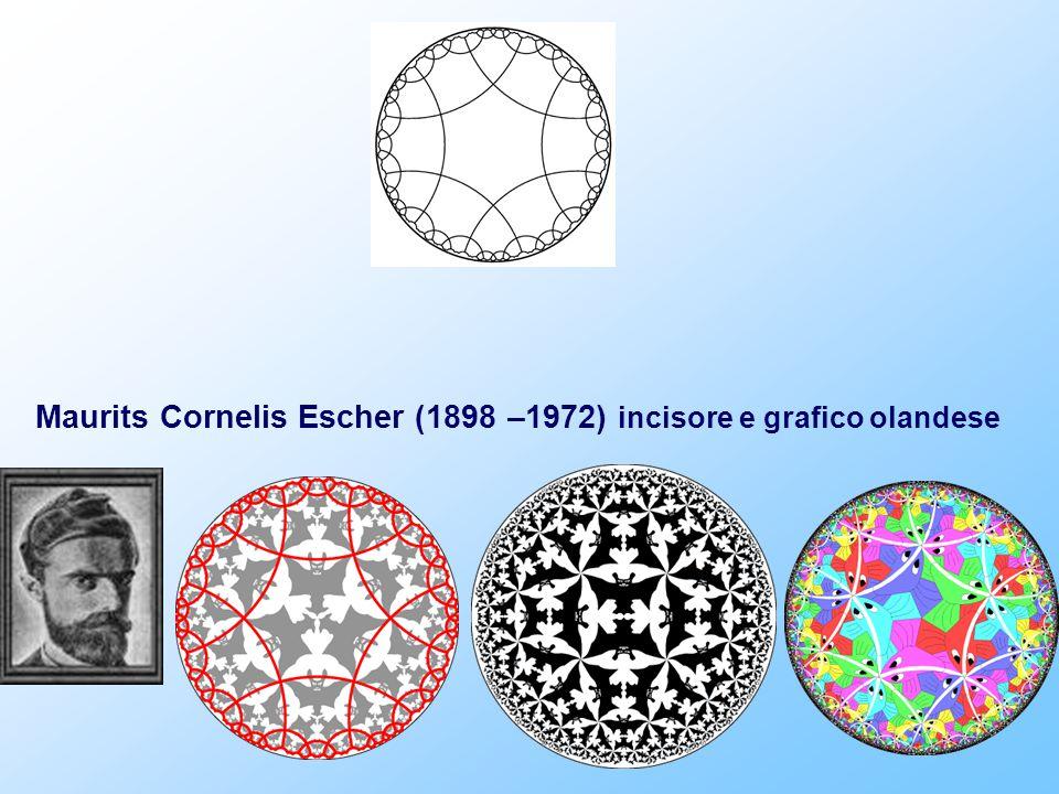 Maurits Cornelis Escher (1898 –1972) incisore e grafico olandese