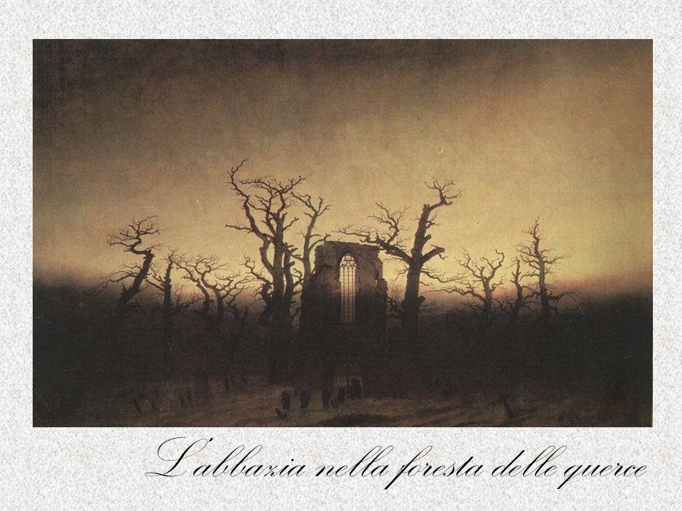 L'abbazia nella foresta delle querce