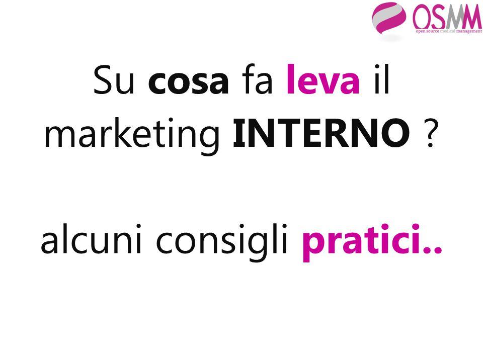 www.osmm.it Open Source Medical Management Massimiliano Foroni m.foroni@osmanagement.it 340.7081064