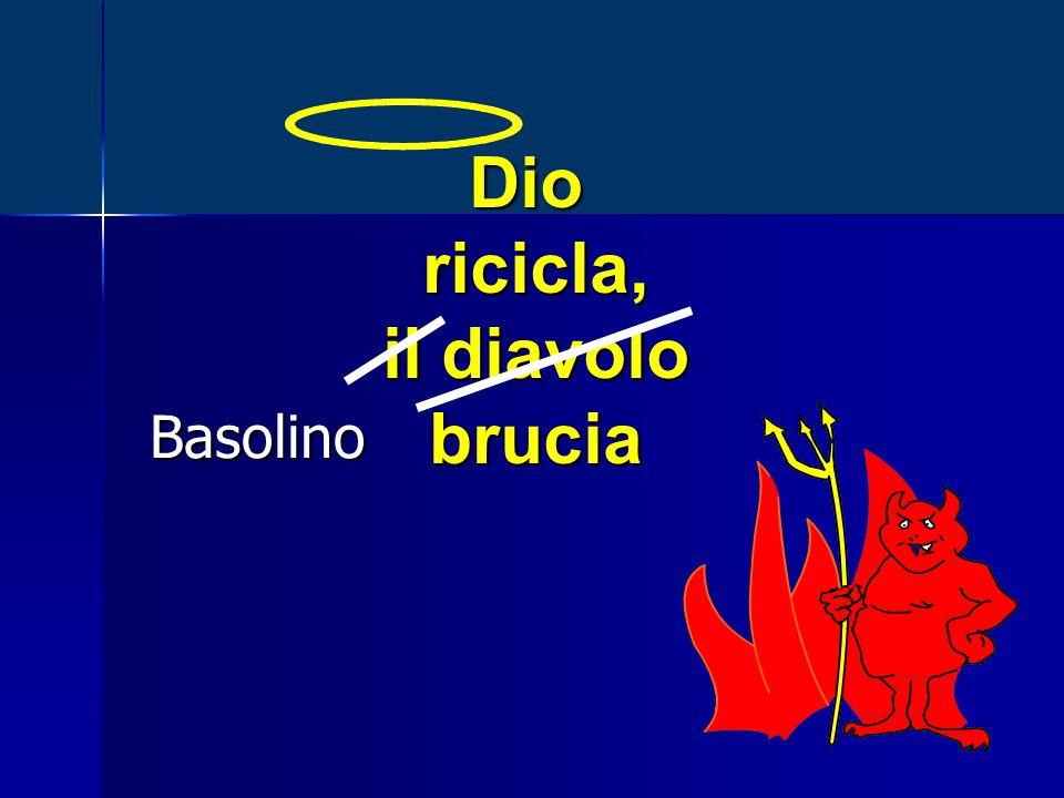 Dioricicla, brucia Basolino