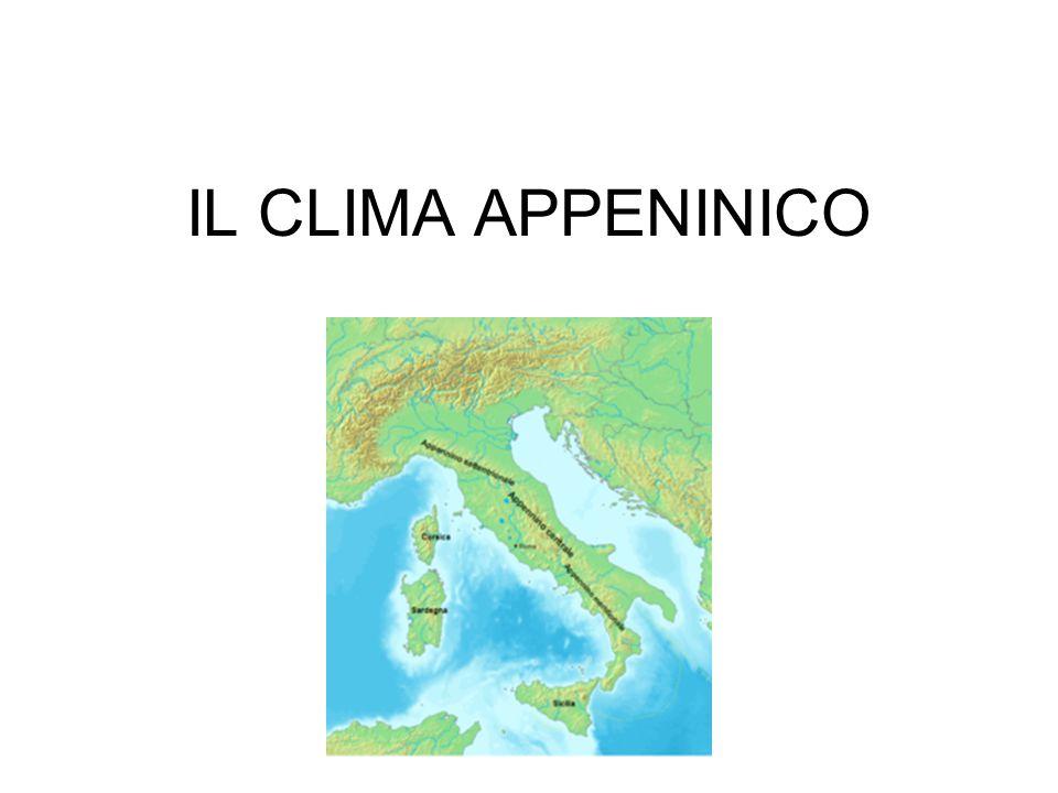 IN GENERALE Gli Appenini sono un sistema montuoso lungo circa 1500km che attraversa tutta la penisola italiana.La catena appeninica divide l'Italia in due versanti:tirreno e adriatico.Anche il paesaggio naturale appeninico,con le diversità delle roccie e del clima,appare molto differente da quello alpino.Le montagne appeniniche hanno in genere cime tondeggianti e il declino dei due versanti.