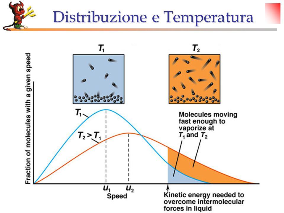 © Dario Bressanini4 Distribuzione e Temperatura