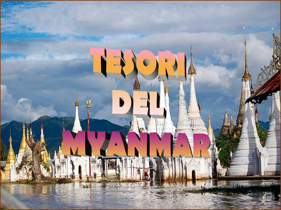 MONTE POPA Il monte Popa, antico vulcano alto 1500 m ubicato a 75 km da Pagan, è luogo di pellegrinaggio in cui si onorano i nat, gli spiriti del Bene e del Male.