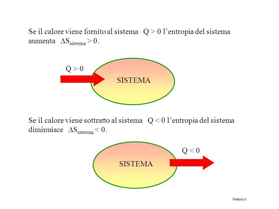 L'entropia S è una funzione termodinamica di stato che misura la quantità di cambiamento di un sistema ed anche il suo disordine. (  S rappresenta la