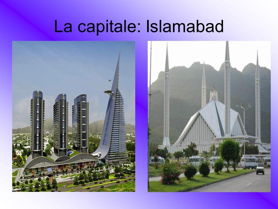 La capitale: Islamabad