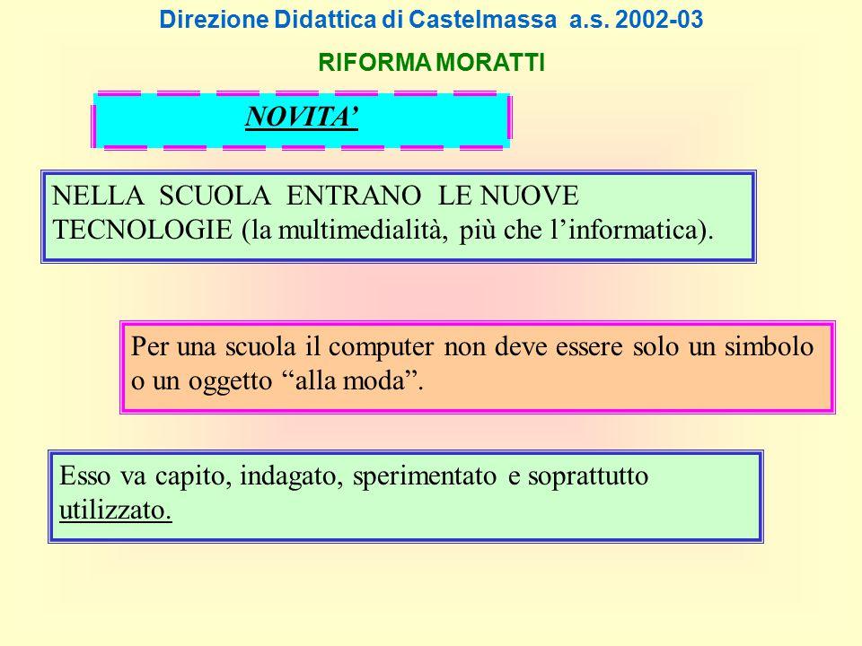 Direzione Didattica di Castelmassa a.s.