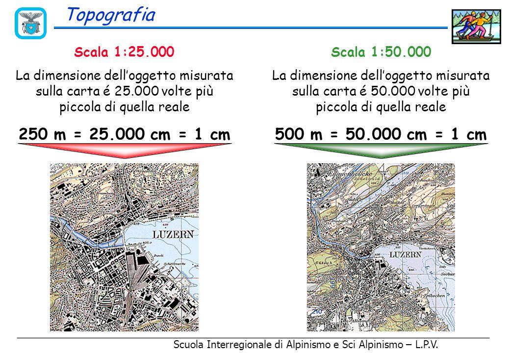 Scuola Interregionale di Alpinismo e Sci Alpinismo – L.P.V. Come si realizzavano un tempo le carte topografiche Mercatore 1569 Topografia