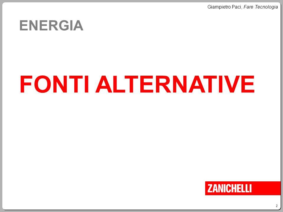 2 ENERGIA FONTI ALTERNATIVE