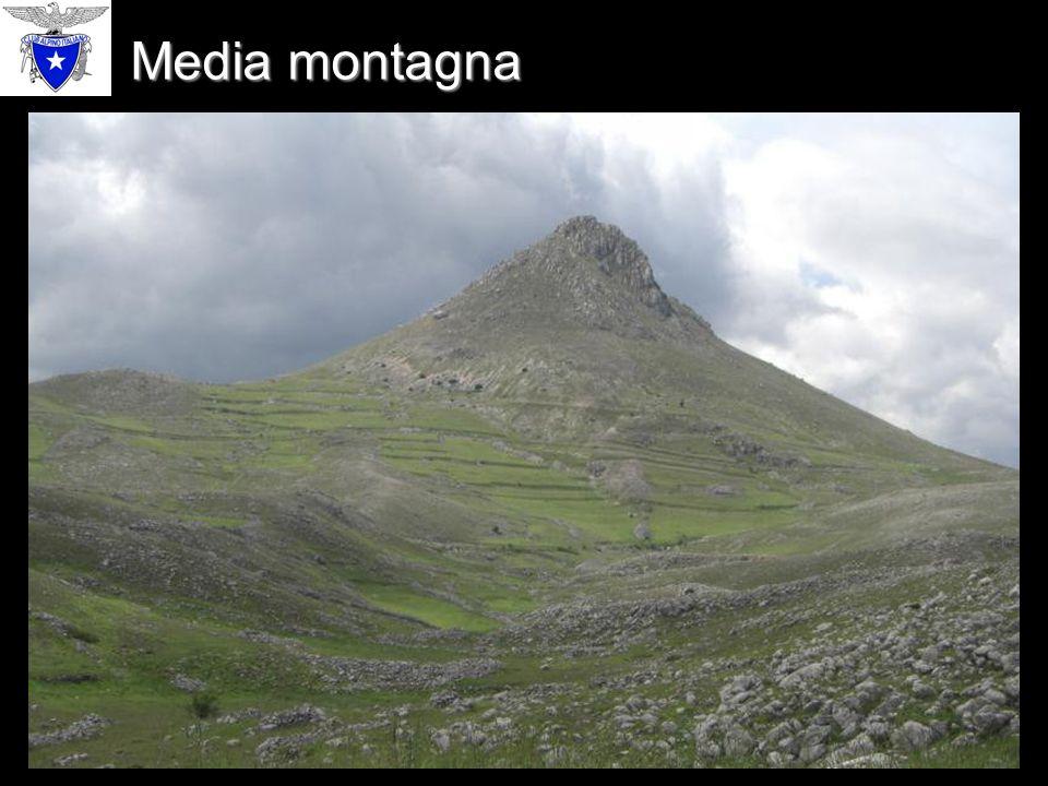 Media montagna