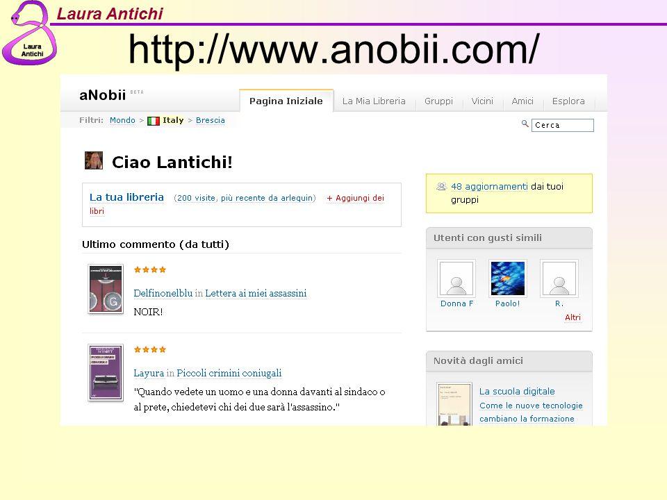 Laura Antichi http://www.anobii.com/