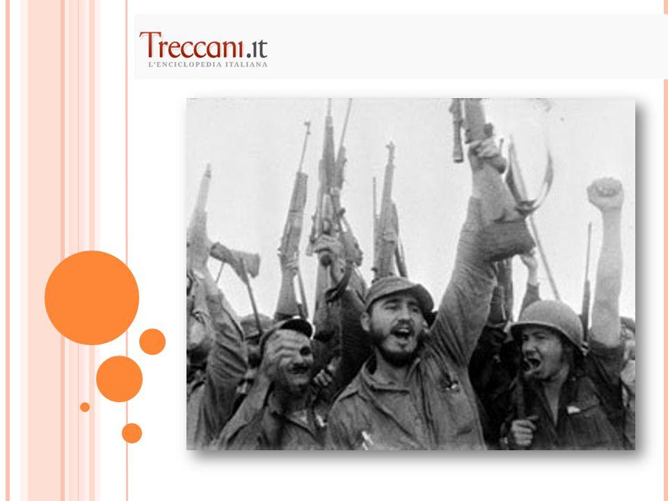 Il processo di avvicinamento tra il governo cubano e l'URSS accelera dopo il fallito sbarco (autorizzato da J.