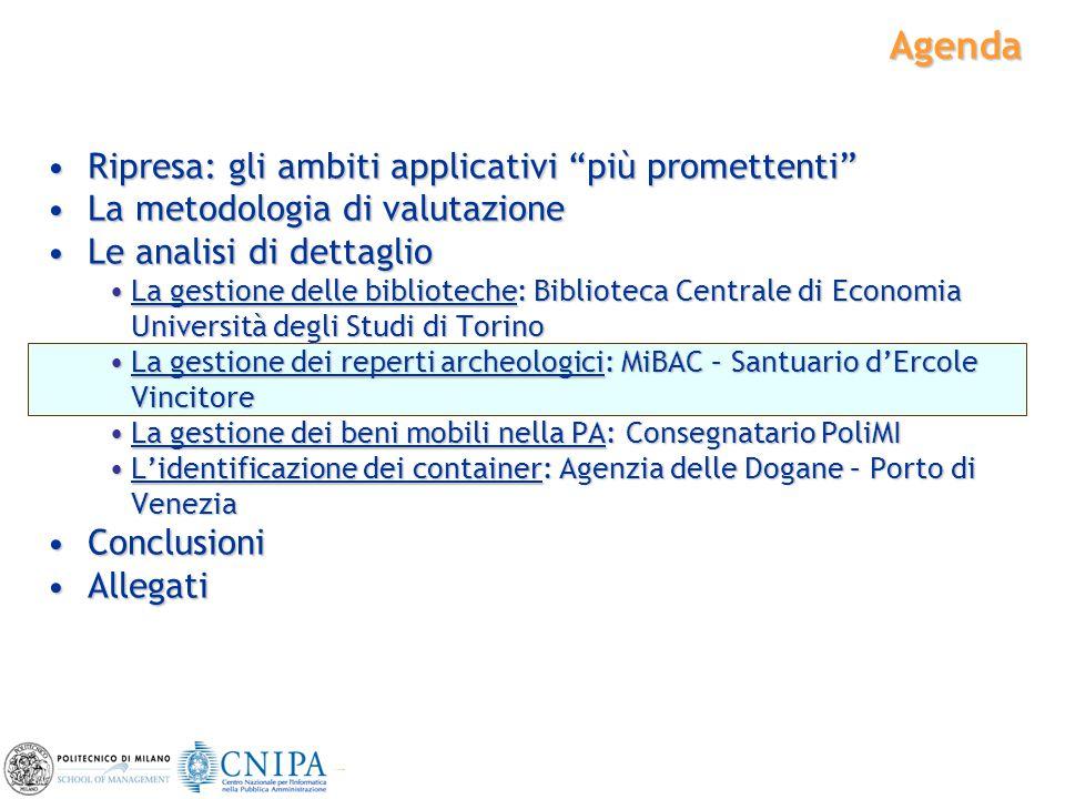 """13 Agenda Ripresa: gli ambiti applicativi """"più promettenti""""Ripresa: gli ambiti applicativi """"più promettenti"""" La metodologia di valutazioneLa metodolog"""