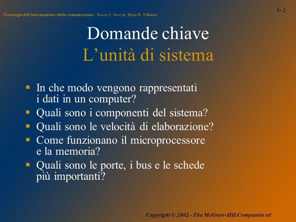 4- 2 Tecnologie dell informazione e della comunicazione - Stacey S.