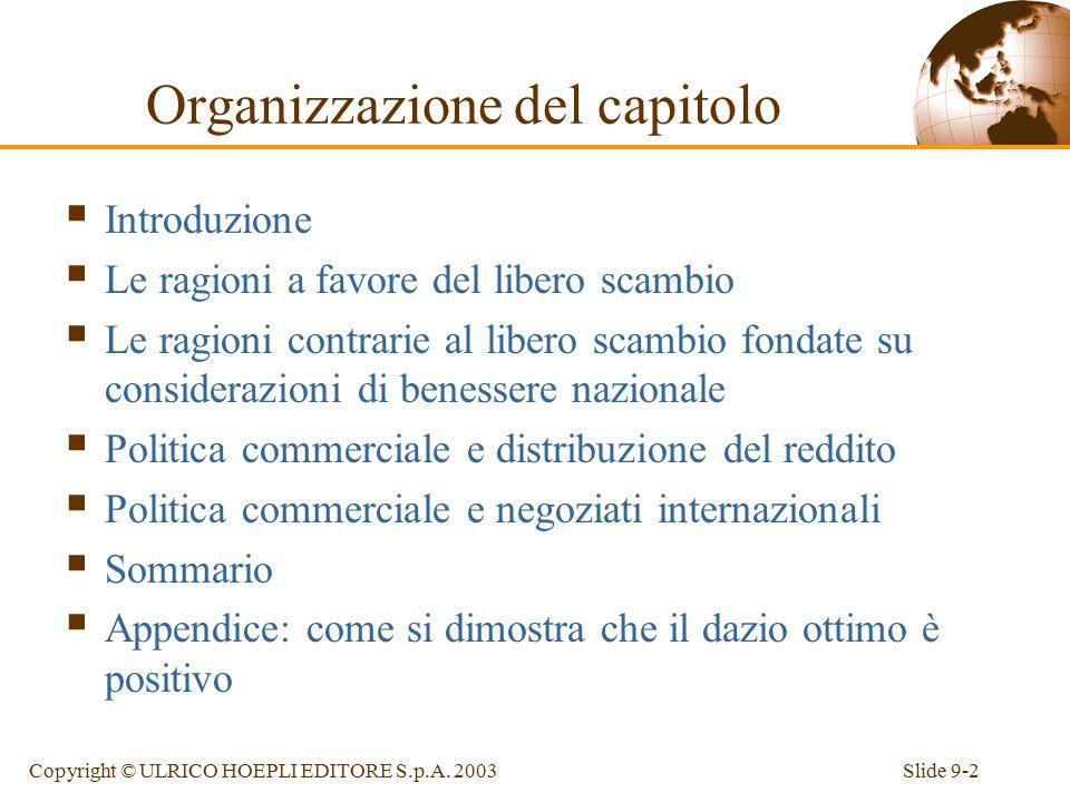 Slide 9-3Copyright © ULRICO HOEPLI EDITORE S.p.A.
