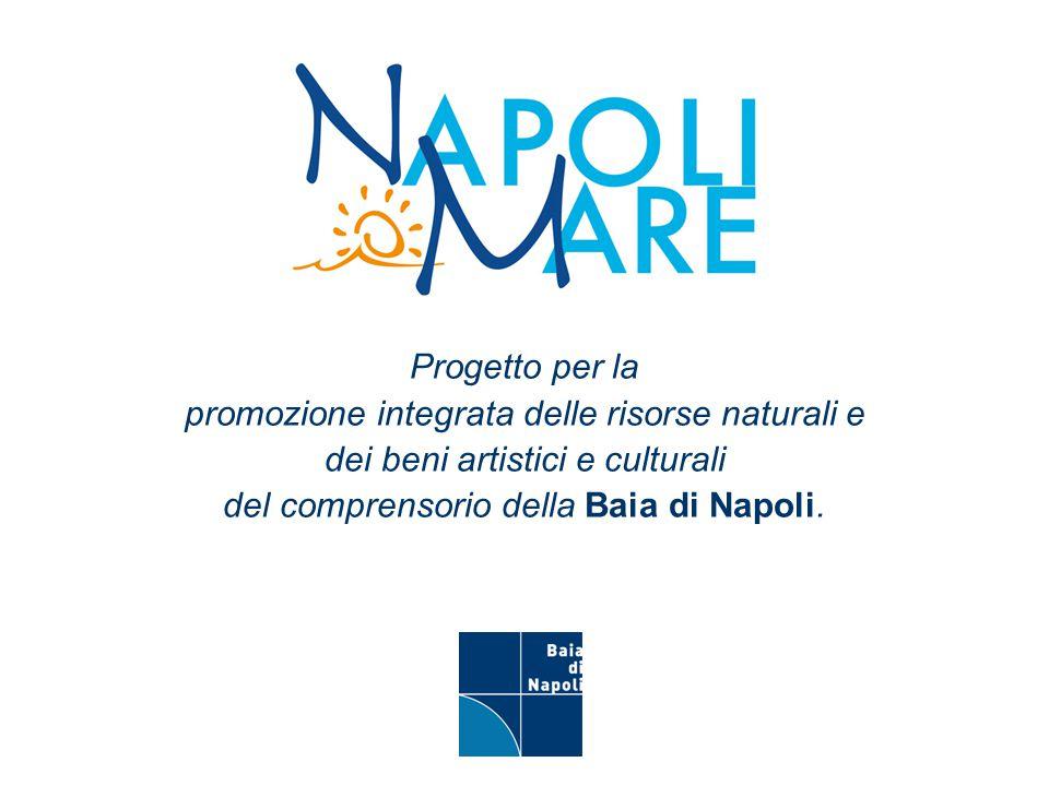 Progetto per la promozione integrata delle risorse naturali e dei beni artistici e culturali del comprensorio della Baia di Napoli.