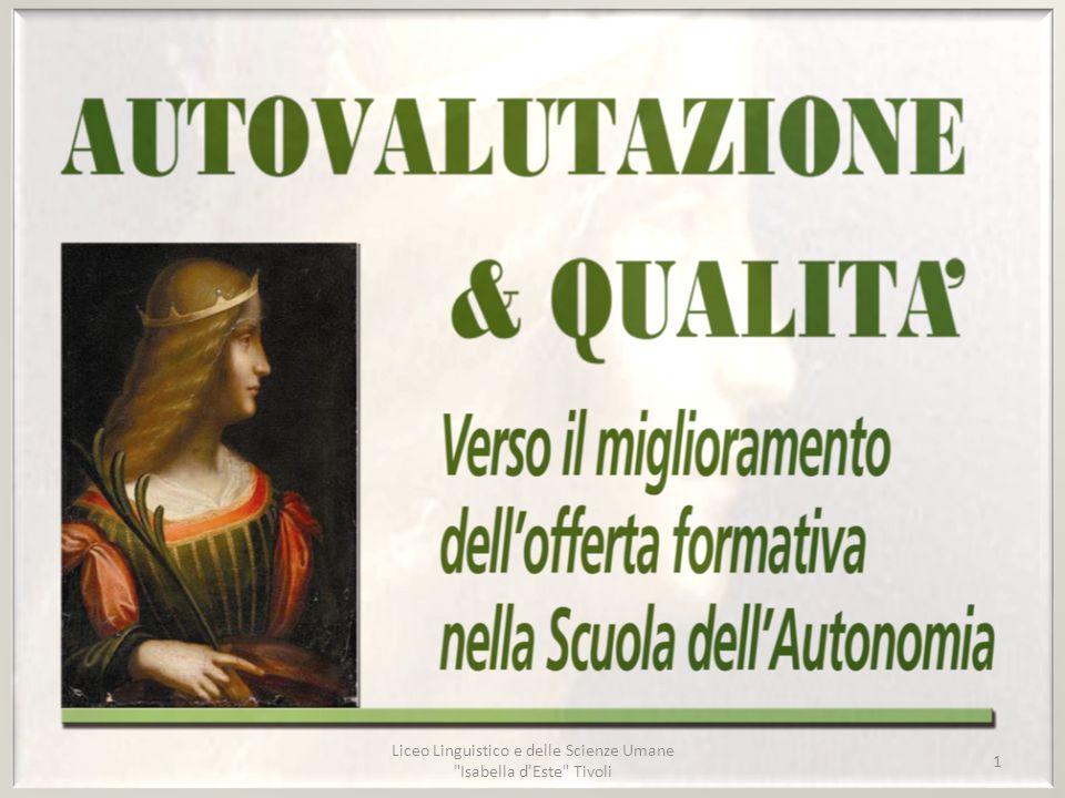Liceo Linguistico e delle Scienze Umane Isabella d Este Tivoli 1