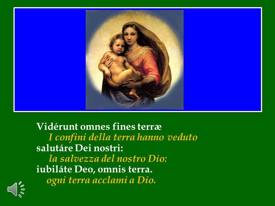 Invochiamo la Vergine Maria, Madre di Dio, perché aiuti tutti gli uomini a camminare insieme sulla Via della pace.