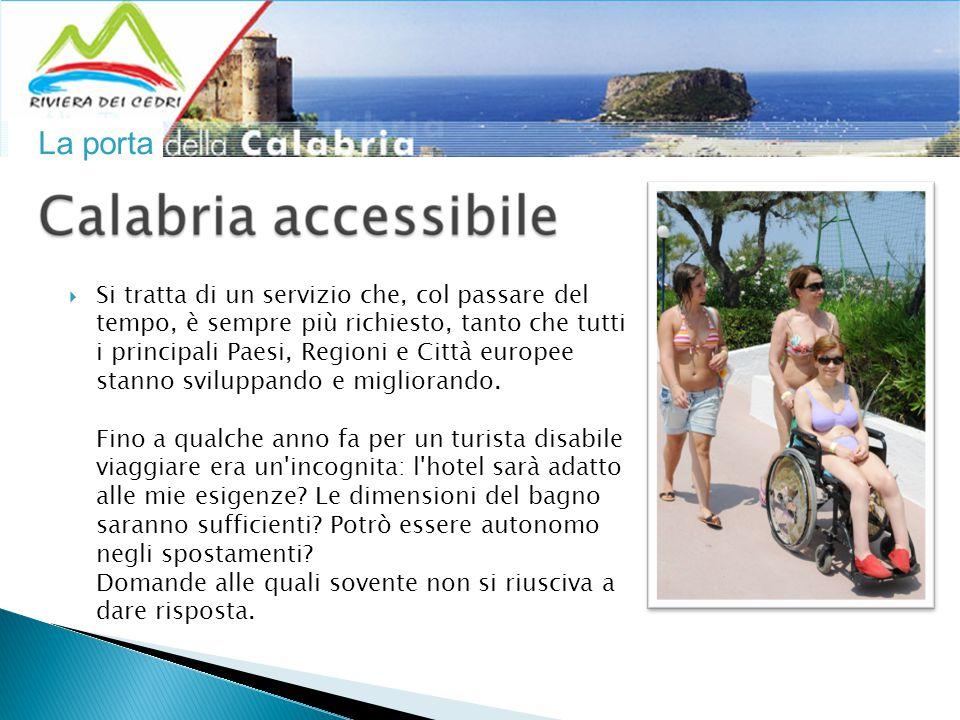 La porta www.rivieradeicedri.it da aprile on line